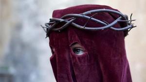 FOTO: Masa Penuh Rahmat Pekan Suci Paskah Umat Kristiani