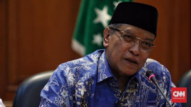 Said Aqil Minta Umat Islam Percaya Penghitungan KPU