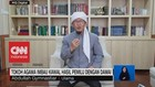 VIDEO: Tokoh Agama Imbau Kawal Hasil Pemilu Dengan Damai
