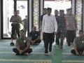 Usai Jumatan, Jokowi Habiskan Waktu Libur di Istana Bogor