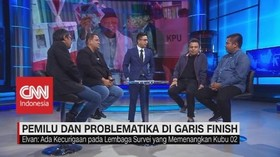 VIDEO: Pemilu & Problematika di Garis Finish (1/5)