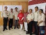 Di Namibia & Angola, Jokowi Menang Telak atas Prabowo