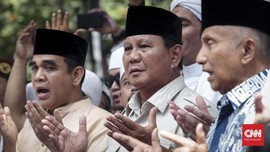 Prabowo Tak Akan Temui Luhut, Alasan Awasi Penghitungan Suara