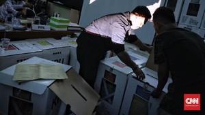 Petugas PPK Cilincing dan Koja Jadi Tersangkna Pidana Pemilu