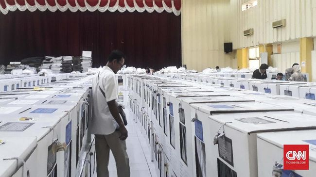 Interupsi Warnai Rapat Pleno Rekapitulasi Suara DPRD DKI