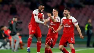 Daftar Empat Klub Lolos ke Semifinal Liga Europa