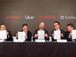 Toyota & SoftBank Suntik Uber Rp 14 T! Buat Apa?