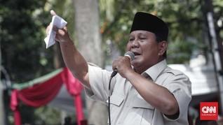 Prabowo: Kita Kawal Perolehan Suara, Jangan Sampai Berubah