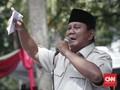 Prabowo Beri Sinyal Turun ke Jalan Bersama Jutaan Pendukung