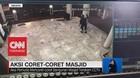 VIDEO: Miris! Vandalisme di Masjid Dengan Gambar Tak Senonoh