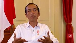 VIDEO: Jokowi Nilai Elite Tak Berikan Contoh Baik