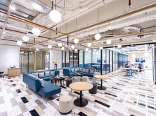 Startup Coworking Space Ini Eksis di Mal Elit Jakarta
