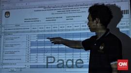 KPU Buka Layanan Pengaduan Data Situng