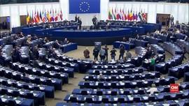 VIDEO: Kursi Kelompok Anti-Uni Eropa di Parlemen Meningkat