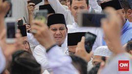Prabowo Bertemu Jokowi, Gerindra Tak Cemaskan Dukungan PA 212