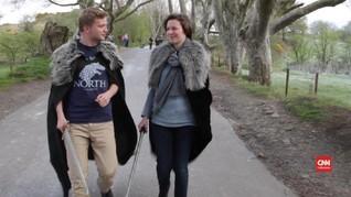 VIDEO: Game of Thrones Dongkrak Wisata Irlandia Utara