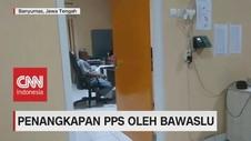 VIDEO: Lakukan Perusakan Kotak Suara, PPS Ditangkap Bawaslu