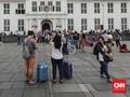 Jelang Pelantikan, Objek Wisata Jakarta Sepi Pengunjung