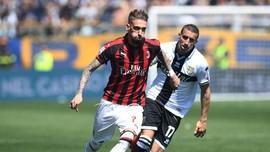 Hasil Liga Italia: AC Milan Gagal Dekati Inter