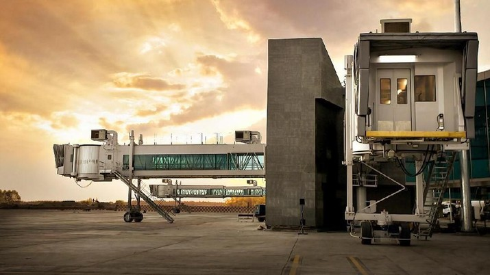 Mengintip Kemegahan Bandara Internasional Yogyakarta