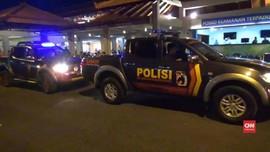 VIDEO: Olah TKP Kebakaran Bandara Ngurah Rai Dilanjutkan