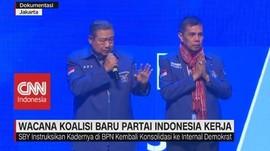 VIDEO: Wacana Koalisi Baru Partai Indonesia Kerja
