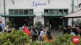 Sebagai permukiman penting, pusat kota, dan pusat perdagangan di Asia sejak abad ke-16, Oud Batavia merupakan rumah bagi beberapa situs dan bangunan bersejarah di Jakarta