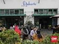 FOTO: Menghibur Diri di Kota Tua Jakarta