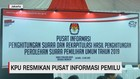 VIDEO: KPU Resmikan Pusat Informasi Pemilu