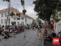 Jelang Idul Fitri, Polisi Jaga Masjid dan Tempat Wisata