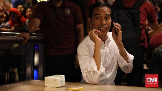 Jokowi Titip Pesan Khusus Saat Utus Luhut Bertemu Prabowo
