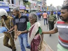 Ledakan Bom Saat Paskah di Sri Lanka, 52 Tewas & 283 Terluka