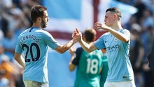 Gelar Man of the Match Bernardo Silva Diberikan ke Phil Foden