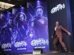 Raup Rp 17 T  Sepekan, Avengers: Endgame Pecahkan Rekor Dunia