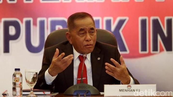 Menteri Pertahanan Ryamizard Ryacudu mengaku tidak percaya ada empat pejabat negara yang diincar oleh oknum pelaku kerusuhan 22 Mei 2019.