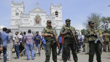 Ledakan Ke 8 Terjadi di Sri Lanka