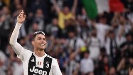 Ronaldo Ingin Tulisan Nomor Satu Terukir di Nisan