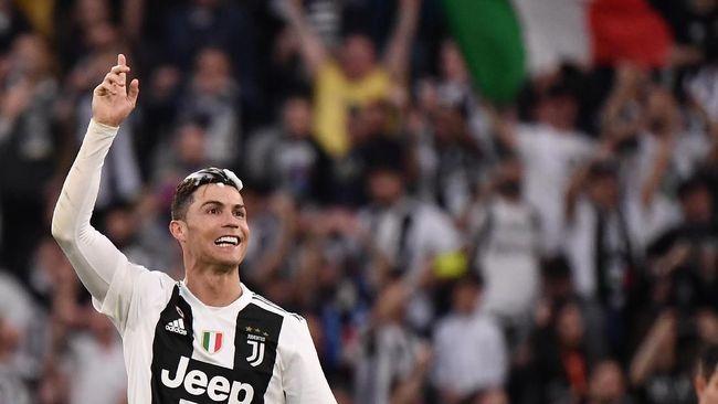 Cristiano Ronaldo Tak Sekuat Edin Dzeko