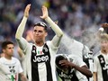 FOTO: Juventus Juara Liga Italia, Ronaldo Kembali Tersenyum