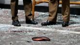 Perdana Menteri Sri Lanka Ranil Wickremesinghe disebut segera menjadwalkan pertemuan komite keamanan nasional di rumah dinasnya. Pertemuan akan diadakan pada sore hari ini. (REUTERS/Dinuka Liyanawatte)