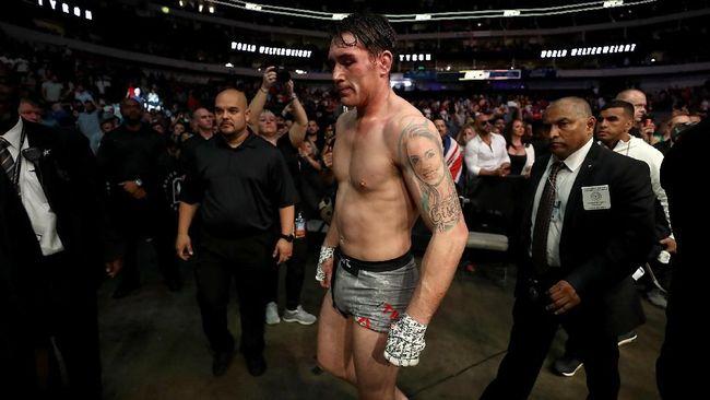 Petarung UFC Ditangkap karena Mencuri Taksi