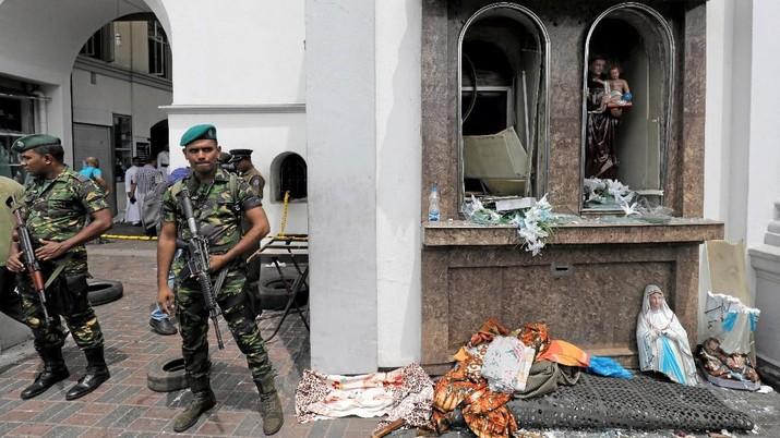 Bom di Sri Lanka, Ini Ucapan Belasungkawa Tokoh Dunia