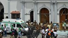 Polisi Sebut Bom Paskah di Sri Lanka Telan 138 Korban Jiwa