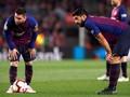 FOTO: Dua Langkah Barcelona Jadi Juara Liga Spanyol