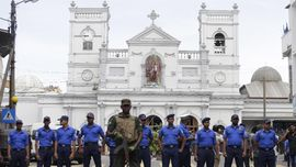 Umat Katolik Sri Lanka Mulai Ibadah Minggu di Gereja