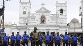 FOTO: Bom Guncang Paskah di Sri Lanka