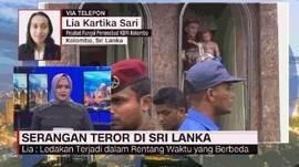 Video: Teror Paskah di Sri Lanka, Ratusan Orang Tewas