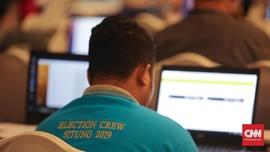 Evaluasi Pemilu, KPU Buka Opsi Hitung Suara Elektronik