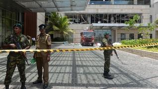 Dua dari Delapan Bom Paskah Sri Lanka Adalah Bom Bunuh Diri
