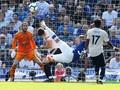Everton Unggul 2-0 Atas Manchester United di Babak Pertama